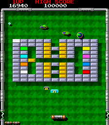 Arkanoid II - Revenge of Doh (1987)