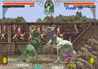 Dino Rex (1992)