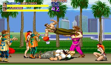Final Fight (1989)