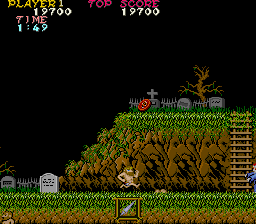 Ghosts 'n Goblins (1985)