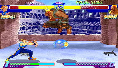 Streetfighter Alpha (1995)