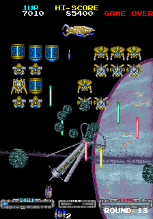 Super Space Invaders 91 (1990)