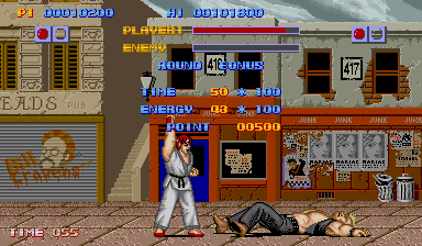 Streetfighter (1987)