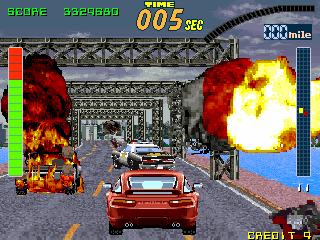 Super Chase - Criminal Termination (1992)