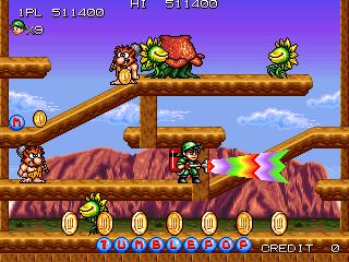 Tumblepop (1991)