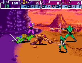 Teenage Mutant Hero Turtles 2 (1991)
