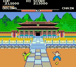 Yie Ar Kung-Fu (1985)