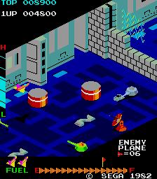 Zaxxon (1982)