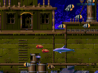 Ecco the Tides of Time (1994)