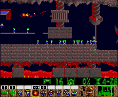 Lemmings (1991)