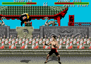 Mortal Kombat 1 (1992)