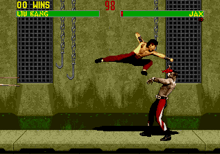 Mortal Kombat 2 (1993)