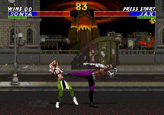 Mortal Kombat 3 (1995)