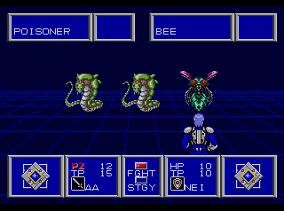 Phantasy Star 2 (1989)