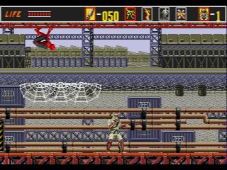 Shinobi 2 - Revenge Of Shinobi (1989)