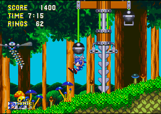 Sonic und Knuckles (1994)