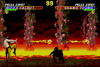 Ultimate Mortal Kombat (1995)