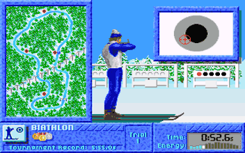 The Games: Winter Challenge (1991)