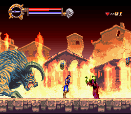 Castlevania - Vampires Kiss (1995)
