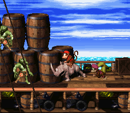 Donkey Kong Country 2: Diddy's Kong Quest (1995)
