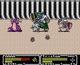 Final Fantasy - Mystic Quest Legend (1992)
