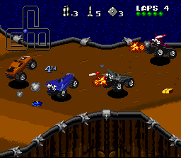Rock & Roll Racing (1993)
