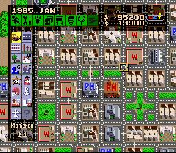 Sim City (1992)
