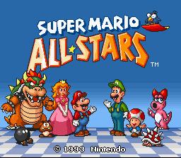 Super Mario All Stars (1993)