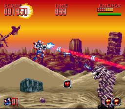 Super Turrican 2 (1995)