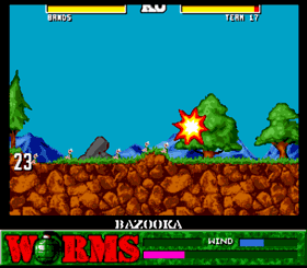 Worms (1996)